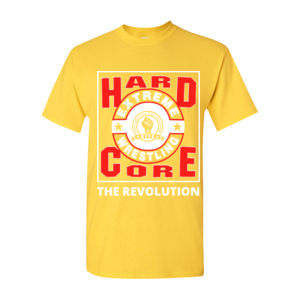 RISE - The Revolution Shirt (Red & White) Thumbnail